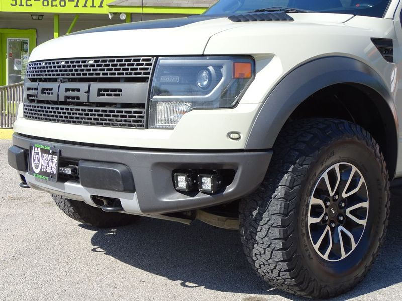 2013 Ford F-150 SVT Raptor  in Austin, TX