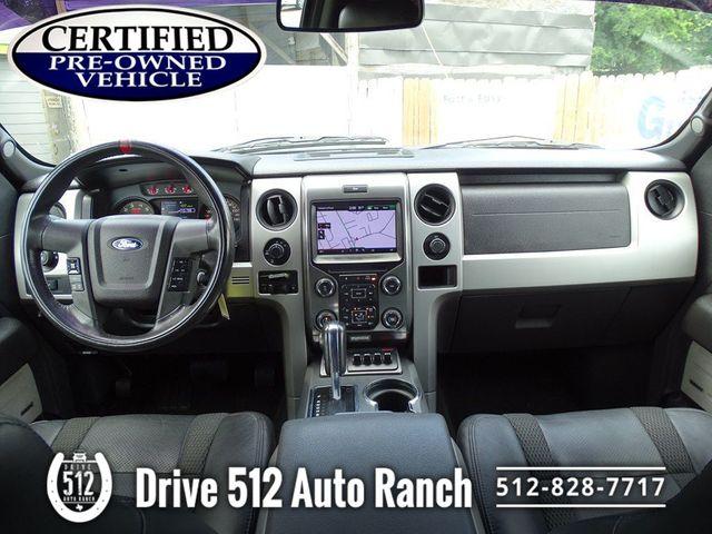 2013 Ford F-150 SVT Raptor in Austin, TX 78745
