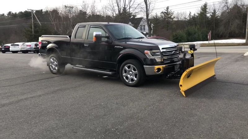 2013 Ford F-150 Lariat  in Bangor, ME