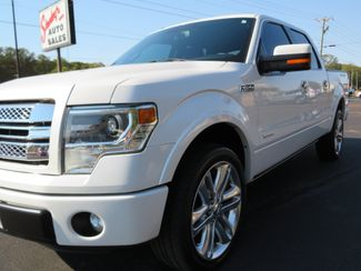 2013 Ford F-150 Limited Batesville, Mississippi 9