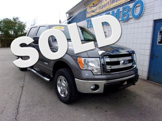 2013 Ford F-150 4x4 XLT in Bentleyville Pennsylvania, 15314