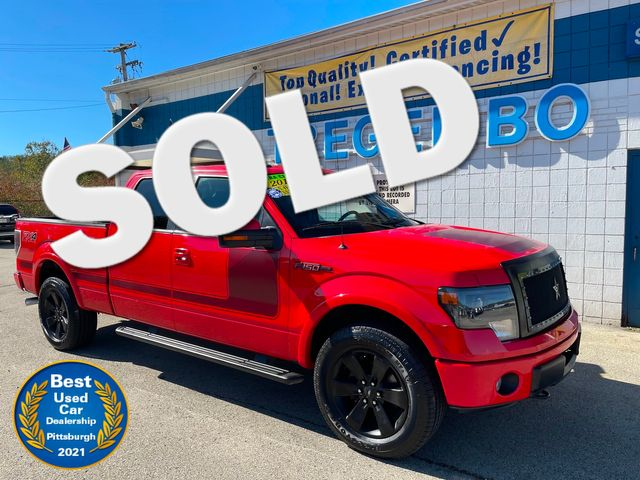 2013 Ford F-150 FX4 APPEARANCE in Bentleyville, Pennsylvania 15314