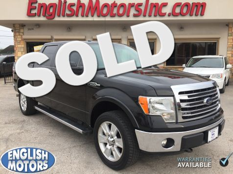 2013 Ford F-150 Lariat in Brownsville, TX