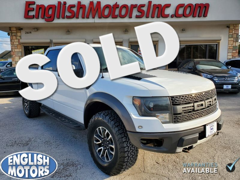 2013 Ford F-150 SVT Raptor  Brownsville TX  English Motors  in Brownsville, TX