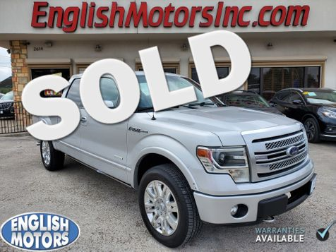 2013 Ford F-150 Platinum in Brownsville, TX