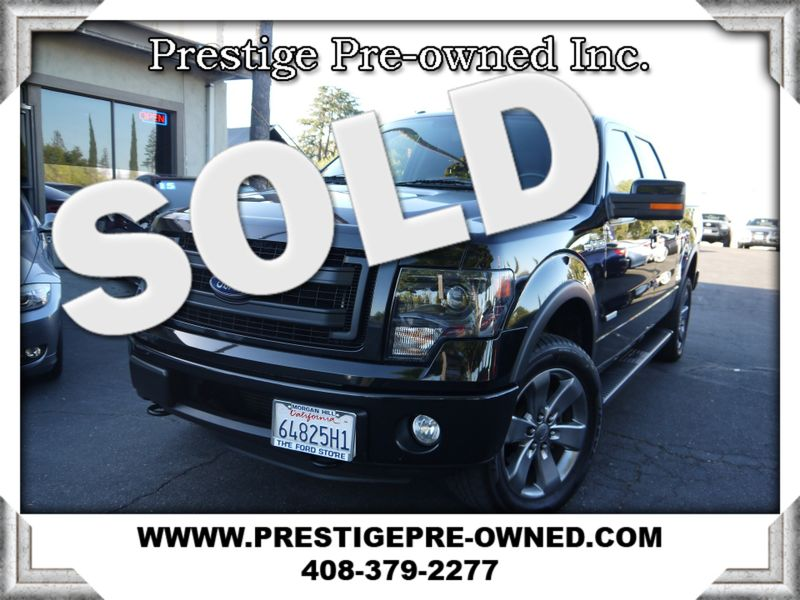 2013 Ford F-150 FX4 (*4X4/NAVIGATION & BACK UP*)  in Campbell CA