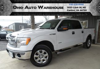 2013 Ford F-150 XLT 4x4 Crew EcoBoost 1-Own Cln Carfax We Finance | Canton, Ohio | Ohio Auto Warehouse LLC in Canton Ohio