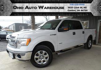 2013 Ford F-150 XLT 4x4 Crew EcoBoost 1-Own Cln Carfax We Finance | Canton, Ohio | Ohio Auto Warehouse LLC in Canton Ohio