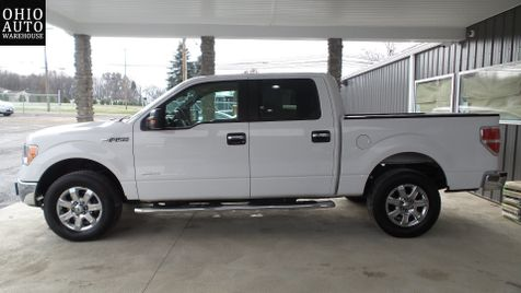 2013 Ford F-150 XLT 4x4 Crew EcoBoost 1-Own Cln Carfax We Finance | Canton, Ohio | Ohio Auto Warehouse LLC in Canton, Ohio