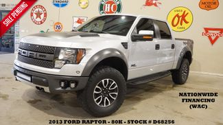 2013 Ford F-150 SVT Raptor 4X4 C/A INTAKE,LED'S,LTH,BED COVER,80K in Carrollton TX, 75006