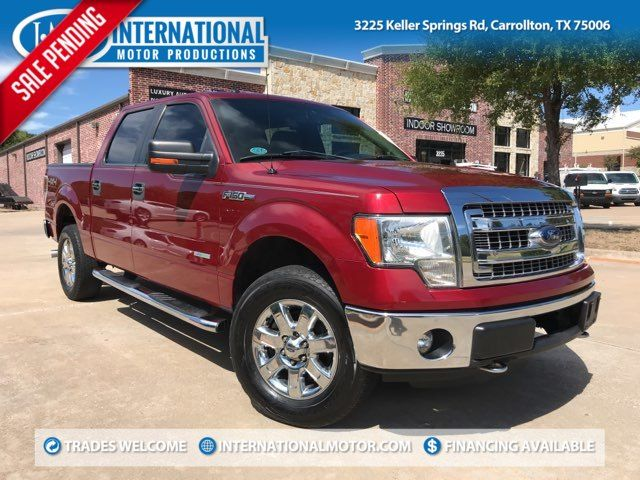 2013 Ford F-150 XLT in Carrollton, TX 75006