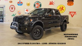 2013 Ford F-150 FX4 LIFTED,SUNROOF,NAV,HTD/COOL LTH,20'S,120K in Carrollton, TX 75006