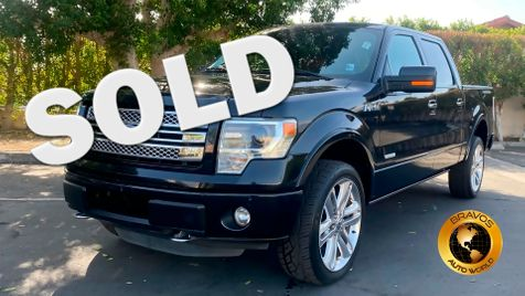 2013 Ford F-150 Limited in cathedral city