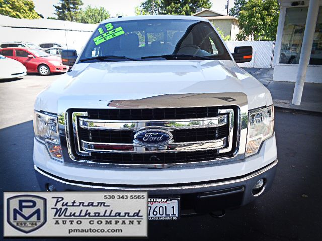 2013 Ford F-150 XLT Chico, CA 1