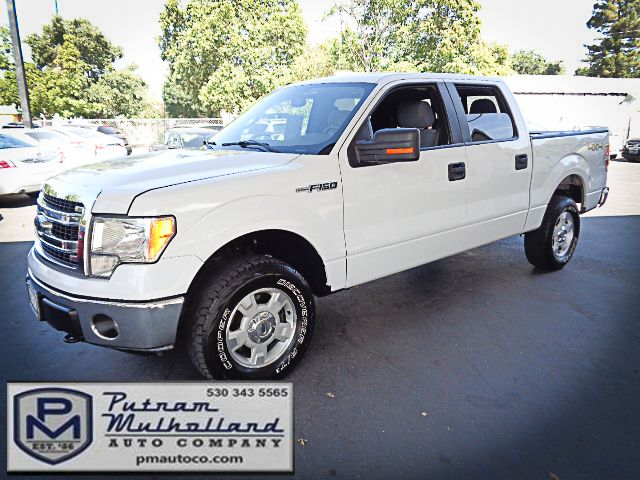 2013 Ford F-150 XLT Chico, CA 2
