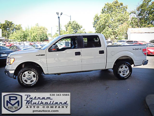 2013 Ford F-150 XLT Chico, CA 3