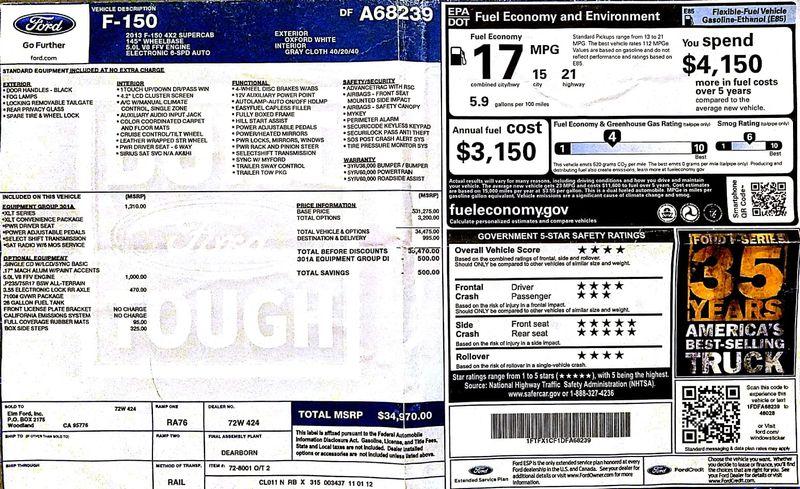 2013 Ford F-150 XLT | Concord, CA | Carbuffs in Concord, CA