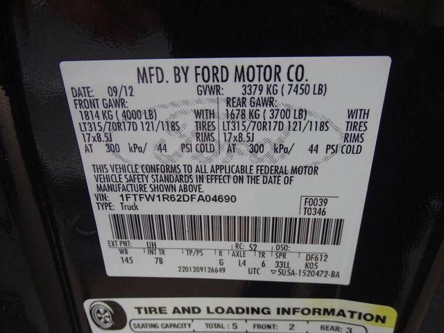 2013 Ford F-150 SVT Raptor Corpus Christi, Texas 53