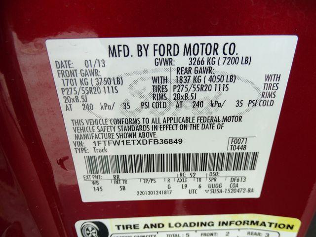 2013 Ford F-150 FX4 Corpus Christi, Texas 56