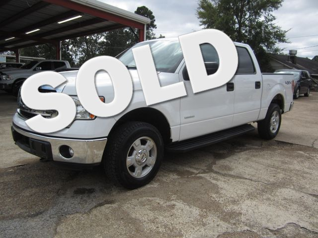 2013 Ford F-150 Crew Cab 4x4 XLT Houston, Mississippi