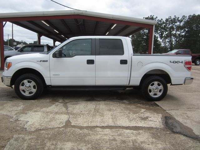 2013 Ford F-150 Crew Cab 4x4 XLT Houston, Mississippi 2