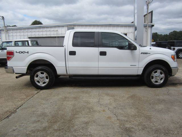 2013 Ford F-150 Crew Cab 4x4 XLT Houston, Mississippi 3