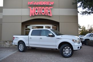 2013 Ford F-150 Crew Cab Platinum 4x4 in Arlington, Texas 76013