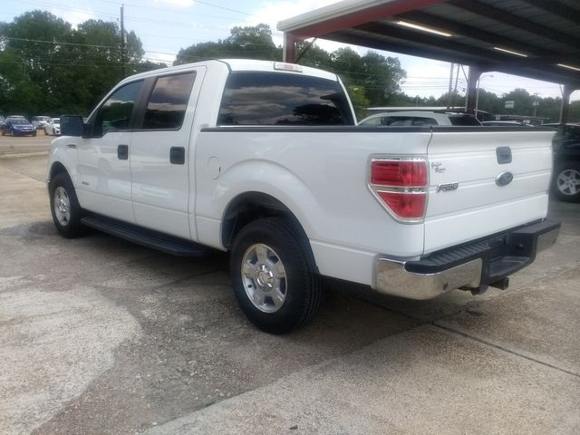 2013 Ford F-150 Crew Cab XLT Houston, Mississippi 4