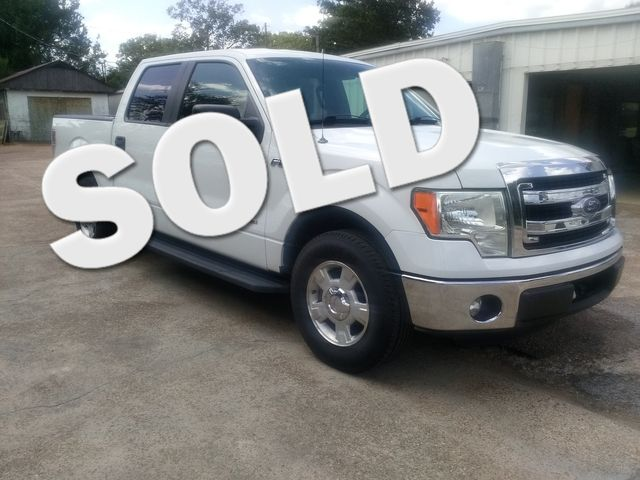 2013 Ford F-150 Crew Cab XLT Houston, Mississippi