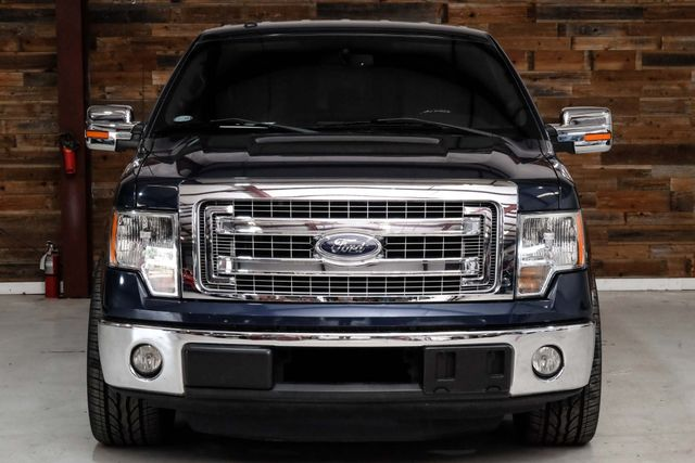 2013 Ford F-150 XLT Lowered with Many Upgrades in Dallas, TX 75229