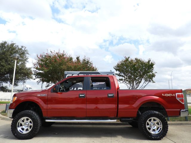 2013 Ford F-150 XLT 4x4, Auto, Step Rails, Towing, Moto Alloys 93k | Dallas, Texas | Corvette Warehouse  in Dallas Texas