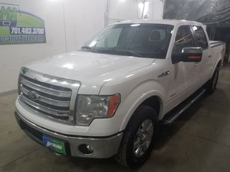 2013 Ford F-150 Lariat Crew long box 4x4  Dickinson ND  AutoRama Auto Sales  in Dickinson, ND
