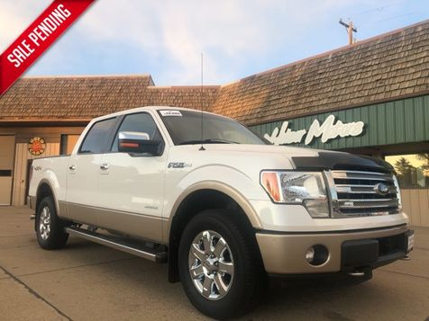2013 Ford F-150 Lariat in Dickinson, ND