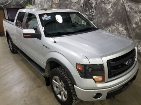 2013 Ford F-150 FX4 Super Crew  6.5ft  in Dickinson, ND