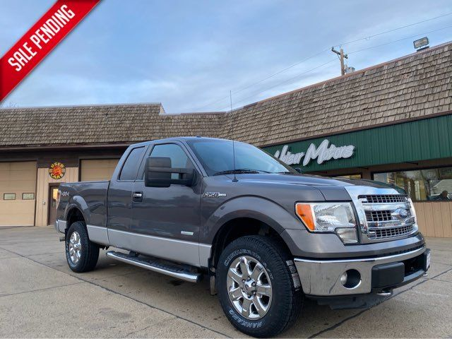 2013 Ford F-150 XLT New Tires in Dickinson, ND 58601