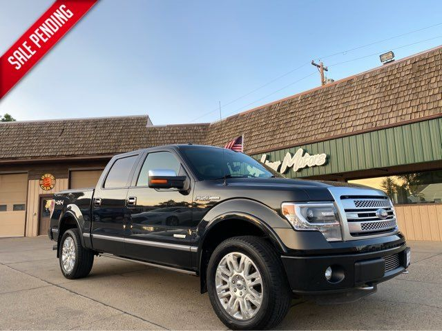 2013 Ford F-150 Platinum ONLY 76,000 Miles