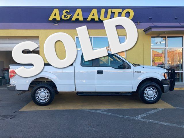 2013 Ford F-150 XL in Englewood, CO 80110