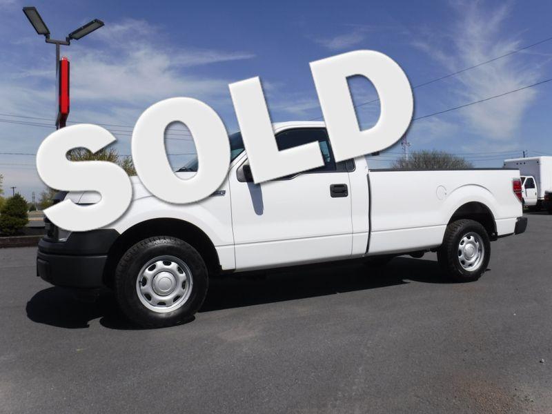 2013 Ford F-150 Regular Cab Long Bed 2wd 5.0L V8 in Ephrata PA