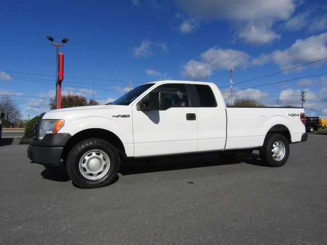 2013 Ford F-150 Extended Cab XL Long Bed 4x4