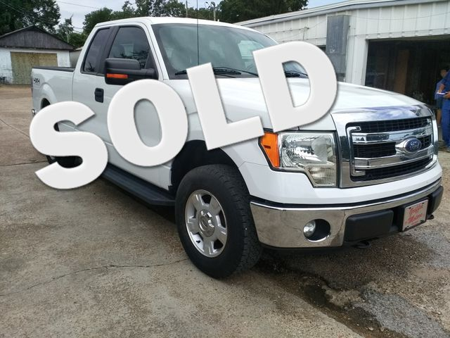 2013 Ford F-150 Ext Cab 4x4 XLT Houston, Mississippi 0