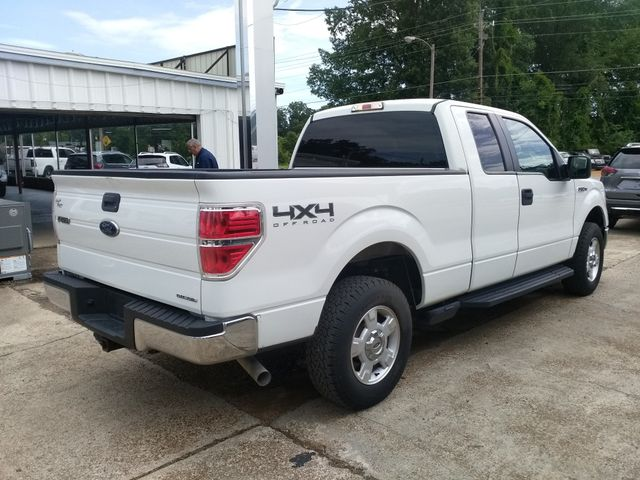2013 Ford F-150 Ext Cab 4x4 XLT Houston, Mississippi 4