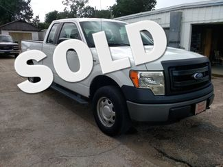 2013 Ford F-150 Ext Cab 4x4 XL Houston, Mississippi