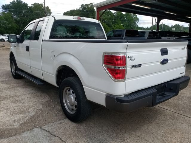 2013 Ford F-150 Ext Cab 4x4 XL Houston, Mississippi 5