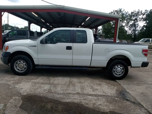 2013 Ford F-150 Ext Cab 4x4 XL Houston, Mississippi 3