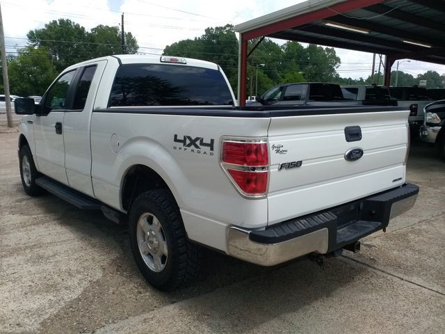 2013 Ford F-150 Ext Cab 4x4 XLT Houston, Mississippi 5