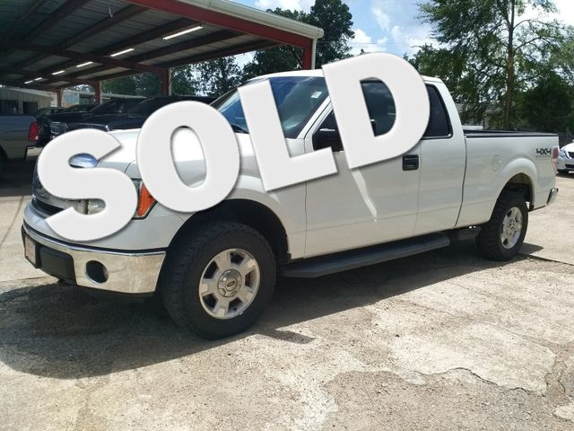 2013 Ford F-150 Ext Cab 4x4 XLT Houston, Mississippi