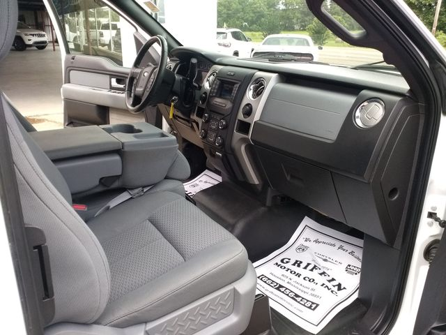 2013 Ford F-150 Ext Cab 4x4 XLT Houston, Mississippi 10