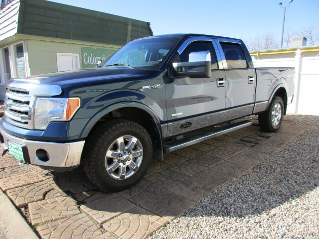 2013 Ford F-150 Lariat SuperCrew Eco Boost