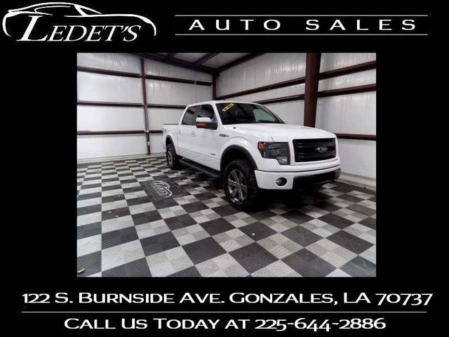 2013 Ford F-150 in Gonzales Louisiana