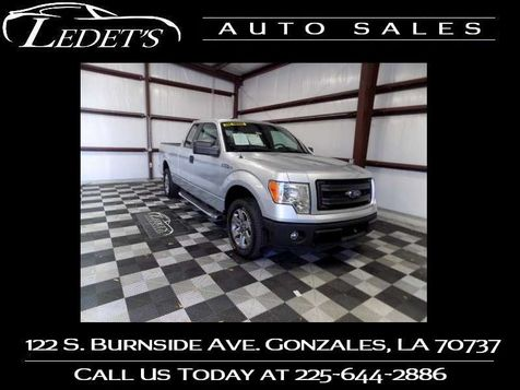 2013 Ford F-150 STX - Ledet's Auto Sales Gonzales_state_zip in Gonzales, Louisiana